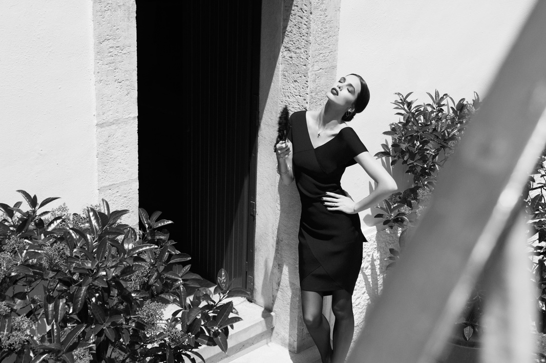 Fashion Photography Editorial for Country & Townhouse Model Simone Kerr I Greg Sorensen I Fashion & Beauty Photographer I NYC