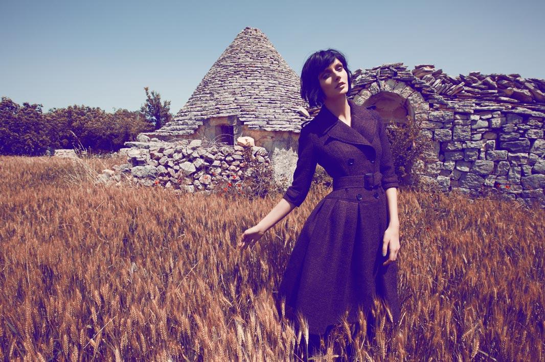 Fashion Photography Editorial for Country & Townhouse Magazine I Greg Sorensen I Fashion & Beauty Photographer I NYC