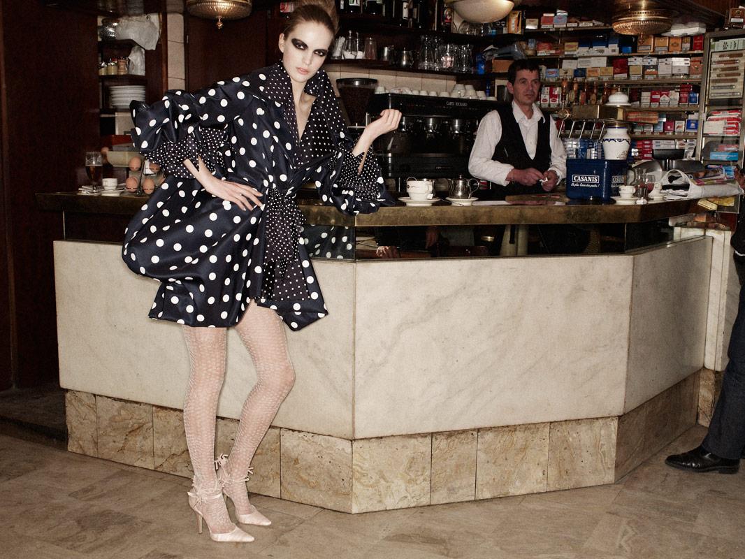 Fashion Photography Editorial for 125 Magazine of Model Mirte Maas I Greg Sorensen I Fashion & Beauty Photographer I NYC
