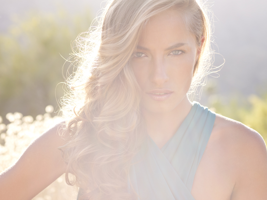 Natural Beauty Photography Editorial for Grazia UK I Greg Sorensen I Fashion & Beauty Photographer I NYC