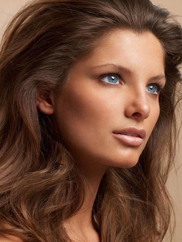Super Tan Beauty Photography Fashion Editorial for Grazia UK I Greg Sorensen I Fashion & Beauty Photographer I NYC