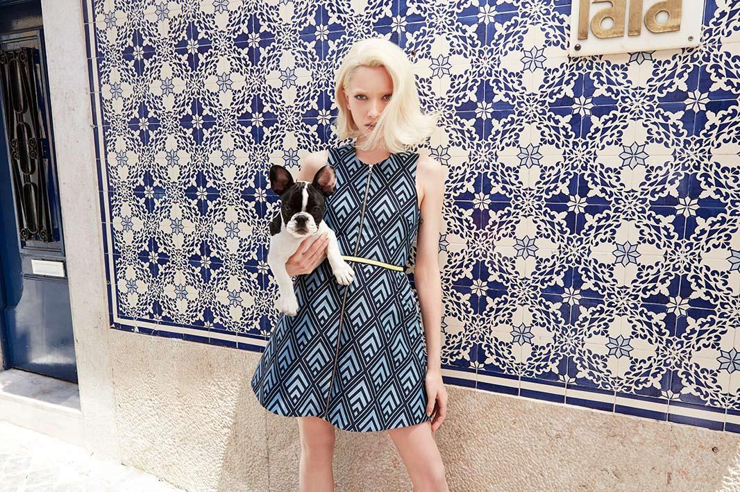 Fashion Story Lisbon Portugal - Magpie Darling Magazine - Model Roxane Glineur I Greg Sorensen I Fashion & Beauty Photographer I NYC