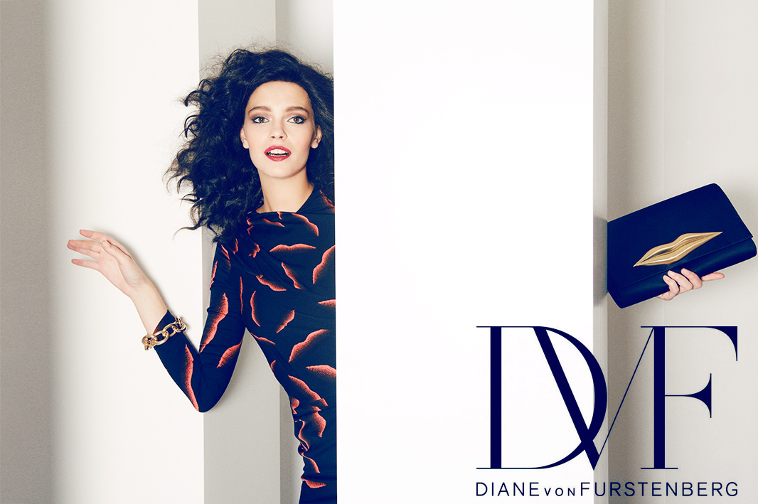 Advertising Fashion Photography for Diane Von Furstenberg I Greg Sorensen I Fashion & Beauty Photographer I NYC