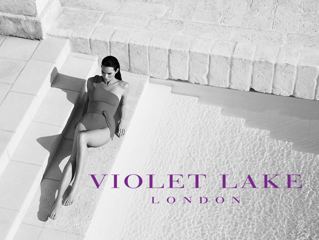 Violet Lake Swimwear Advertising Campaign I Greg Sorensen I Fashion & Beauty Photographer I NYC