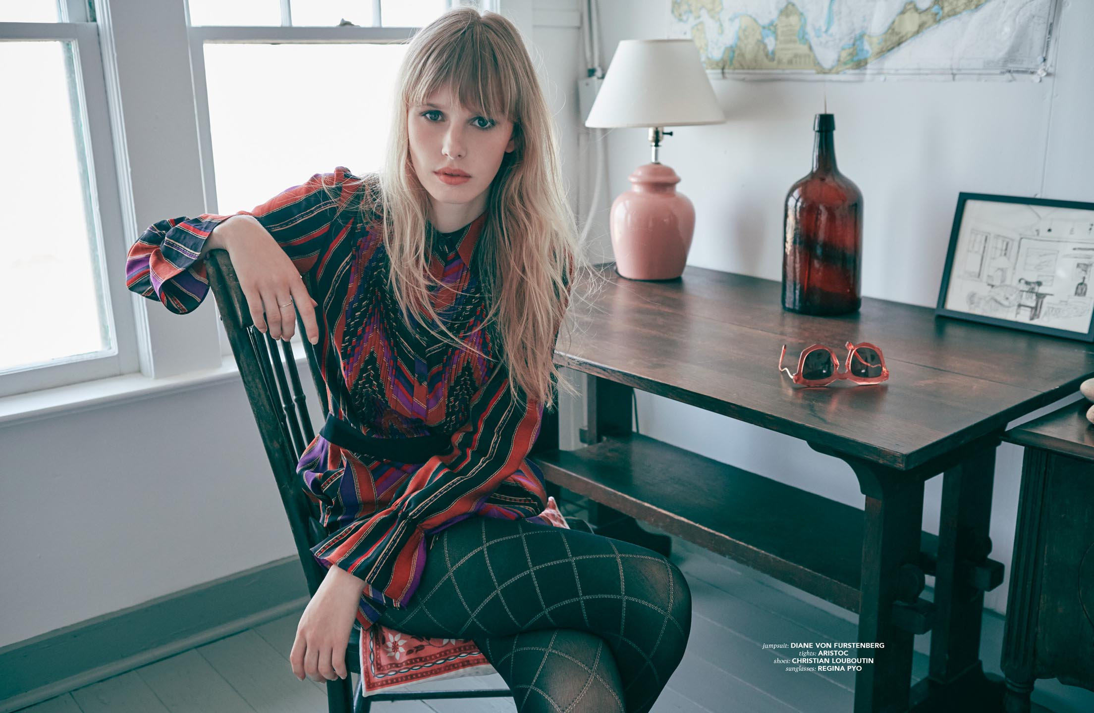 Fashion Story The Hamptons - Streets Magazine - Model  Agnieszka Lauterbach I Greg Sorensen I Fashion & Beauty Photographer I NYC
