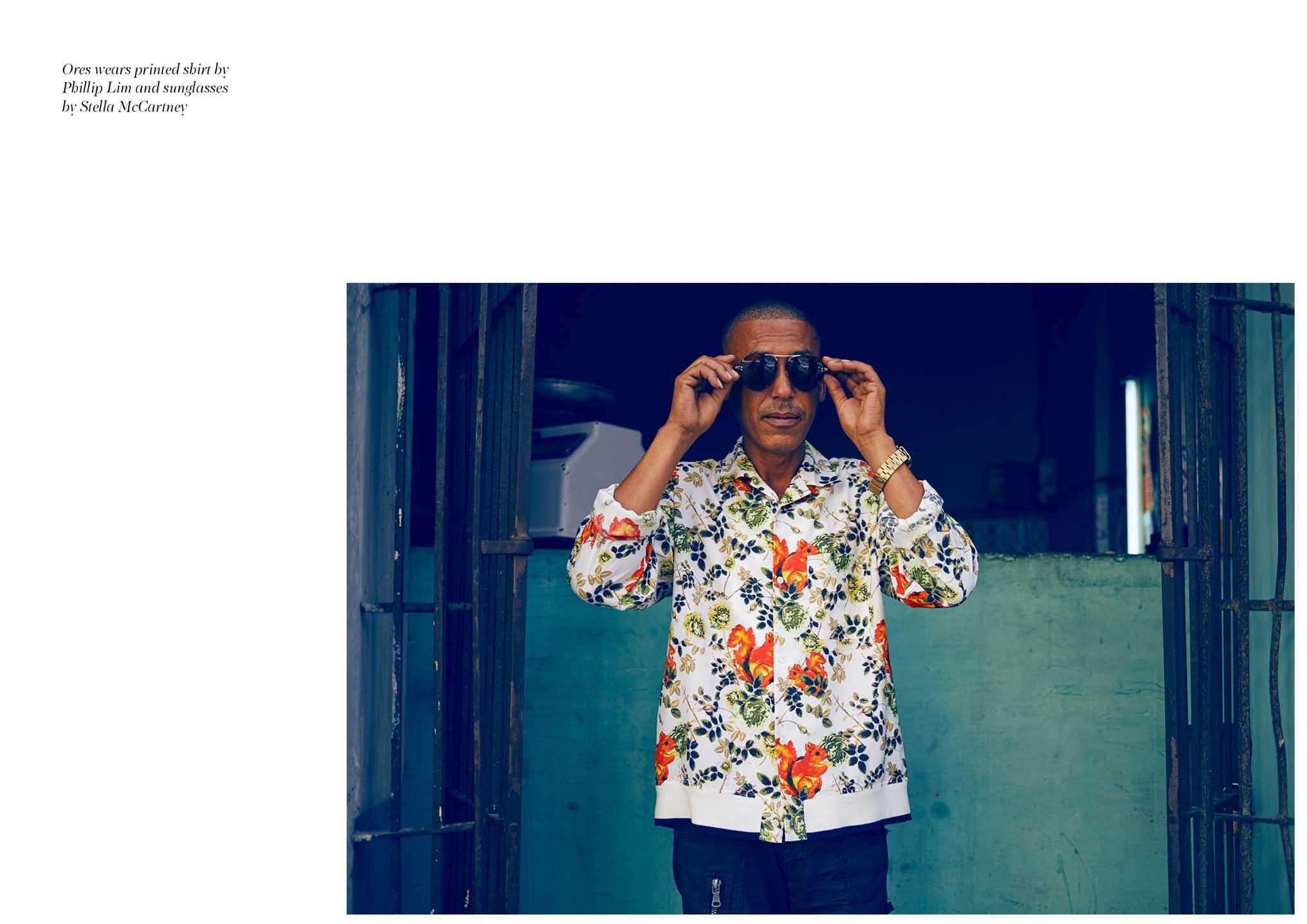 Mens Fashion Story - Make Magazine - Havana Cuba I Greg Sorensen I Fashion & Beauty Photographer I NYC