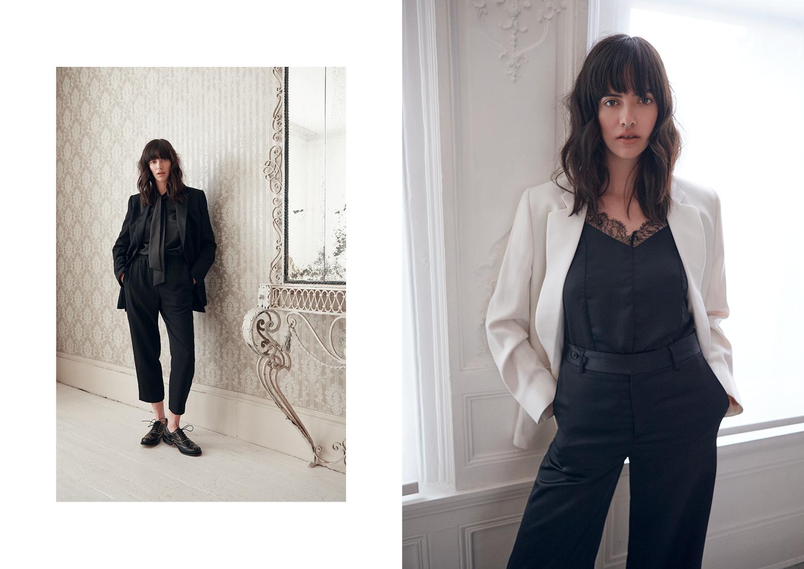 Fashion Editorial Photography for Make Magazine UK of model Mitch I Greg Sorensen I Fashion & Beauty Photographer I NYC