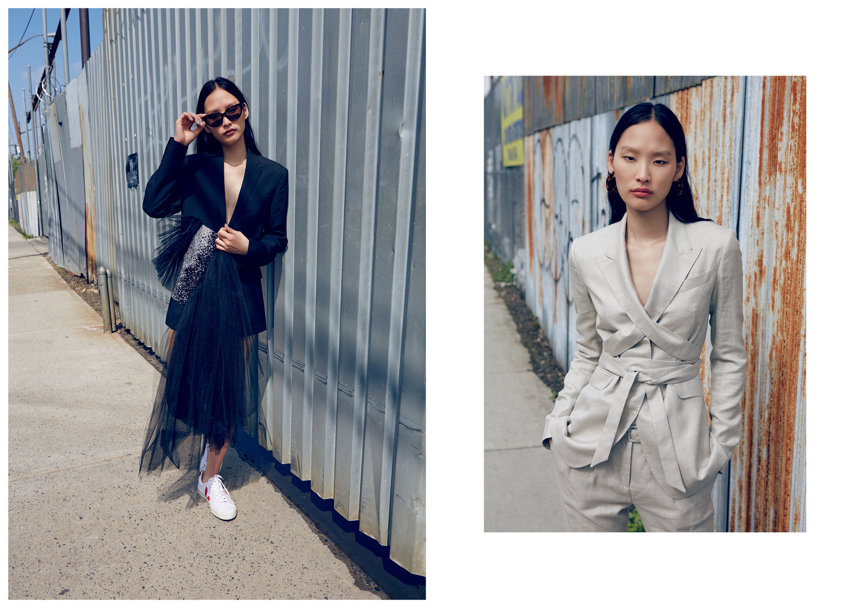Sustainable Fashion Story Make Magazine Model Yoonmi Sun I Greg Sorensen I Fashion & Beauty Photographer I NYC
