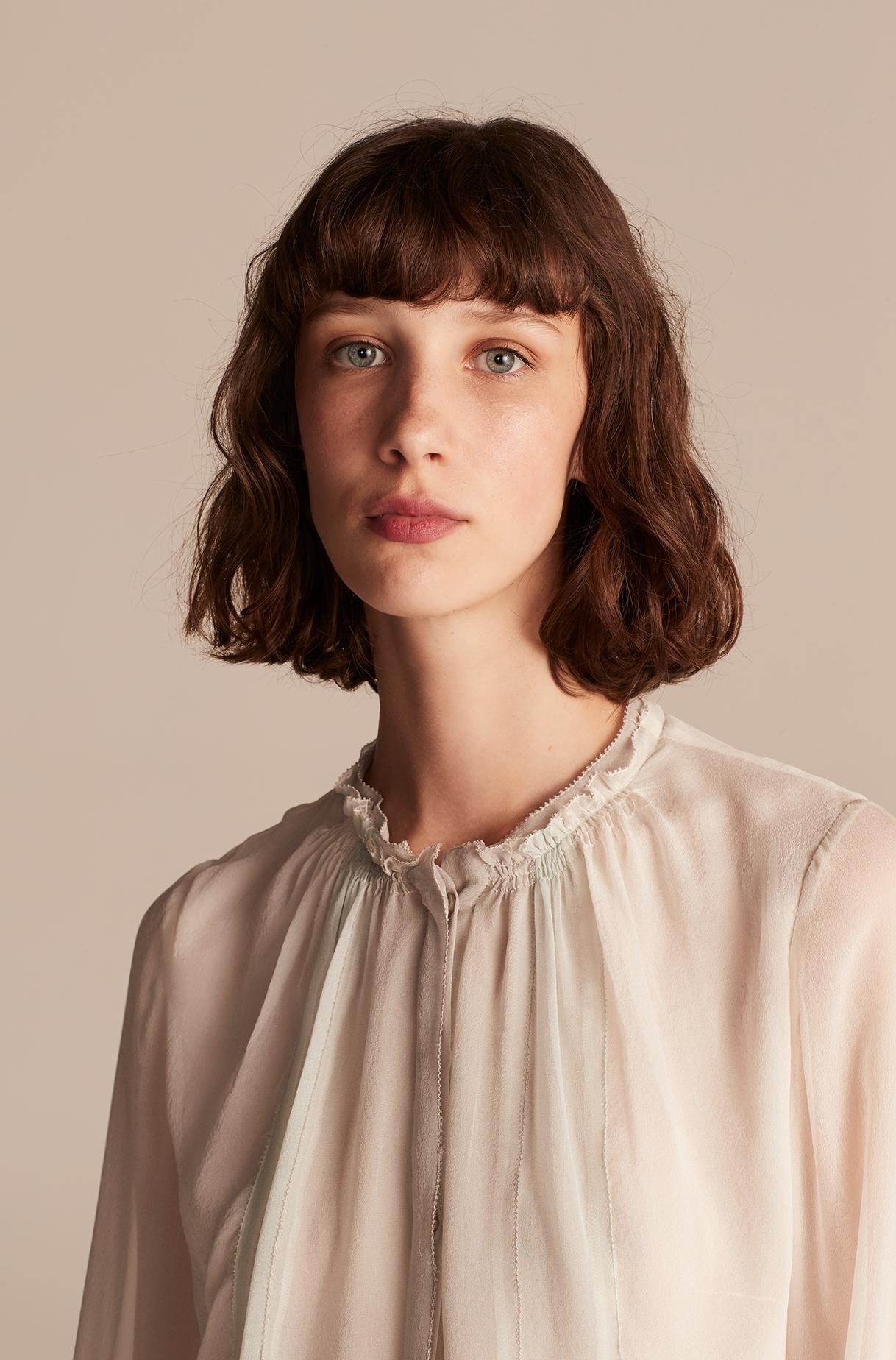 Advertising Imagery for Rebecca Taylor - Model Sasha Knysh I Greg Sorensen I Fashion & Beauty Photographer I NYC